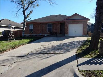 Austin Single Family Home Pending - Taking Backups: 5305 Lark Creek Dr