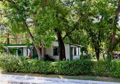 Austin Single Family Home For Sale: 2721 Francisco St