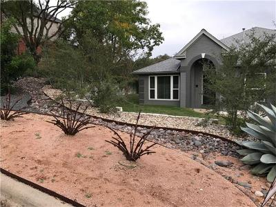Austin Single Family Home For Sale: 10700 Sans Souci Pl