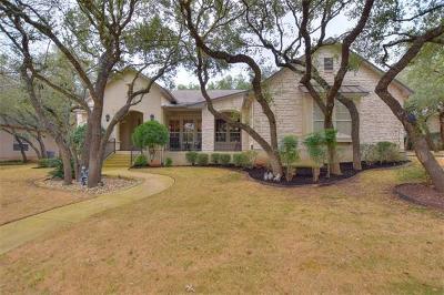 Single Family Home For Sale: 105 Aransas Cv