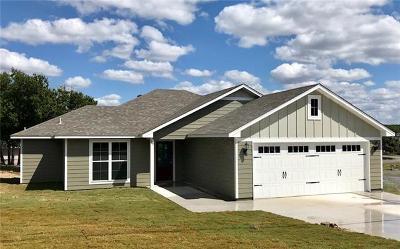 Burnet Single Family Home For Sale: 705 Harvey