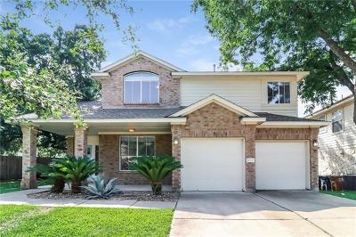 Hays County, Travis County, Williamson County Single Family Home For Sale: 10720 Chippenhook Ct