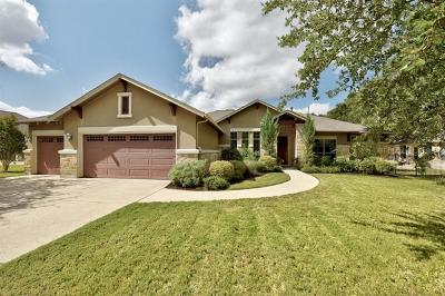 Hays County, Travis County, Williamson County Single Family Home For Sale: 3321 Azalea Blossom Dr