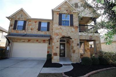 Pflugerville Single Family Home For Sale: 19409 Bridie Path