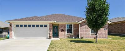 Copperas Cove Single Family Home For Sale: 3512 Logsdon St