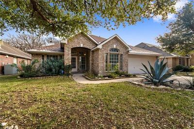 Round Rock Single Family Home For Sale: 4211 Kingsburg Dr