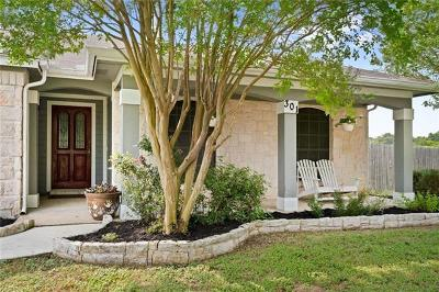 Buda, Kyle Single Family Home For Sale: 301 Quail Meadow Dr
