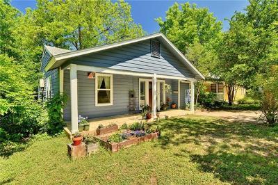 Austin Single Family Home For Sale: 3208 Dancy St