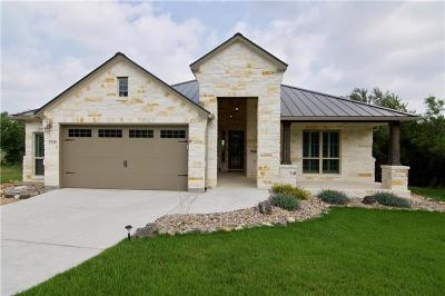 Spicewood Single Family Home Pending - Taking Backups: 1535 Ridge Harbor Dr
