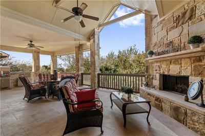Austin Single Family Home For Sale: 12521 Calistoga Way