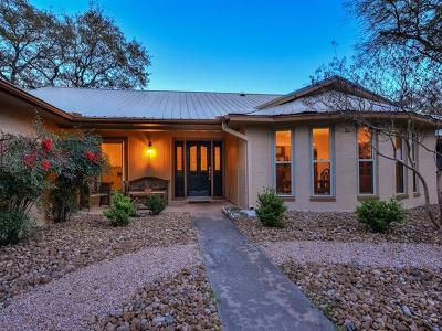Georgetown Single Family Home For Sale: 3802 Roble Grande Cir