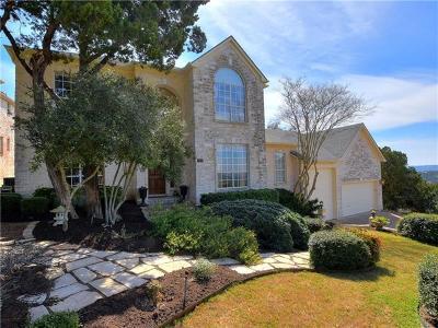 Austin Single Family Home Pending - Taking Backups: 9852 Big View Dr