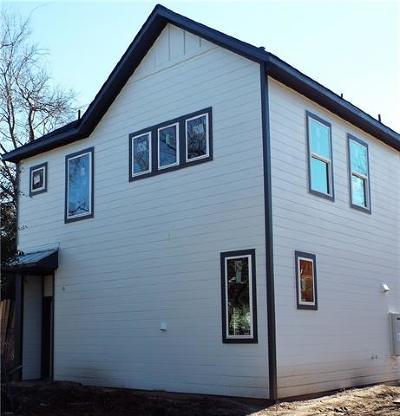 Austin Condo/Townhouse For Sale: 1410 E 2nd St #2