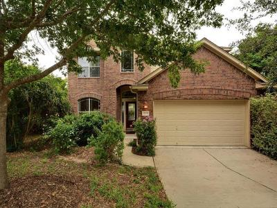 Austin Single Family Home For Sale: 2228 Petrified Forest Dr