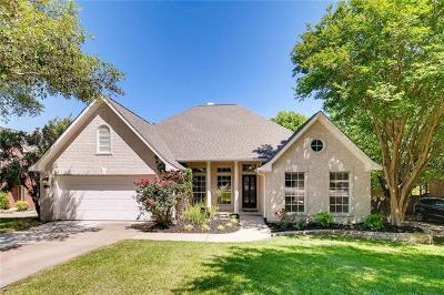 Travis County Single Family Home For Sale: 1337 Braided Rope Dr