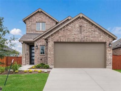 Single Family Home For Sale: 11713 American Mustang Loop