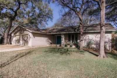 Travis County, Williamson County Single Family Home For Sale: 4106 Galacia Dr