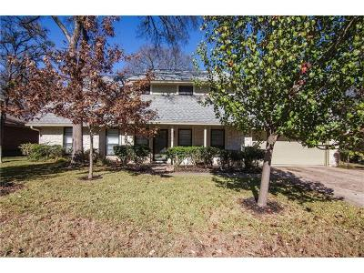 Austin Single Family Home For Sale: 10504 Timbercrest Ln