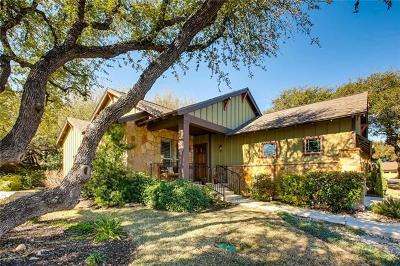 Bee Cave Single Family Home Active Contingent: 14501 Falcon Head Blvd #14