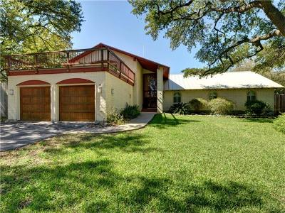Travis County, Williamson County Single Family Home For Sale: 12404 Deer Trak