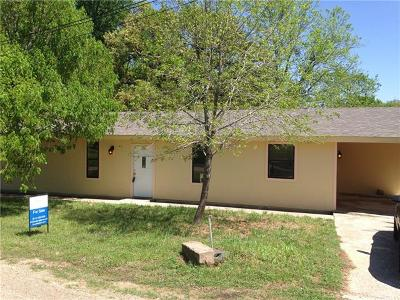 Bastrop Single Family Home For Sale: 176 Horseshoe
