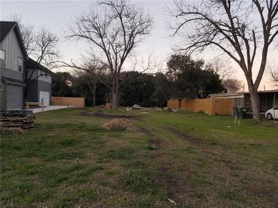 Residential Lots & Land Pending - Taking Backups: 409 17th St W