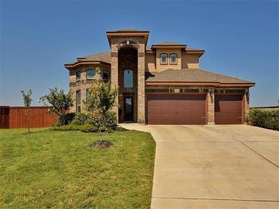 San Marcos Single Family Home Pending - Taking Backups: 818 Dewitt Dr