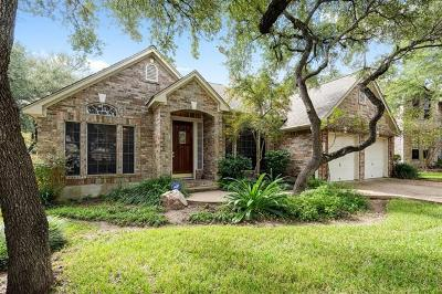 Travis County Single Family Home Pending - Taking Backups: 11105 Brista Way