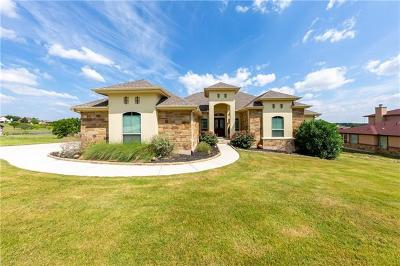 Hutto Single Family Home For Sale: 321 Comanche Cir