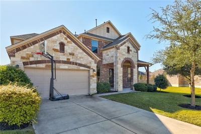 Pflugerville Single Family Home For Sale: 2613 Sixpence Ln