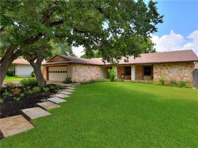 Austin Single Family Home For Sale: 10906 Marble Rd