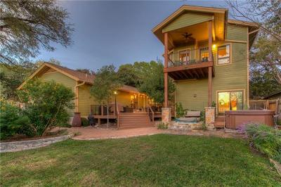 Austin Single Family Home Pending - Taking Backups: 2729 Tether Trl