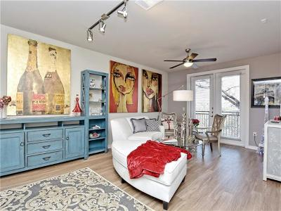 Condo/Townhouse For Sale: 1900 Barton Springs Rd #2035