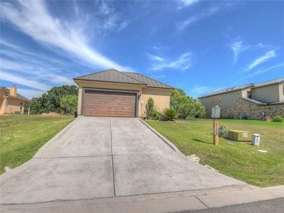 Horseshoe Bay Single Family Home For Sale: 1206 Sun Ray