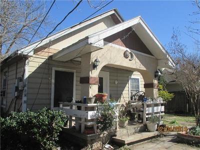 Austin Single Family Home For Sale: 5508 S Prock St