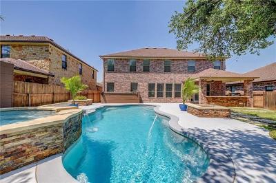 Cedar Park Single Family Home For Sale: 103 Breakaway Rd