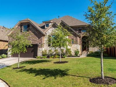 Cedar Park Single Family Home Pending - Taking Backups: 3209 Winged Elm Dr