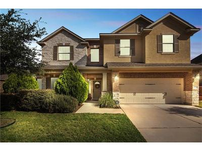 Single Family Home For Sale: 2224 Turtle Mountain Bnd