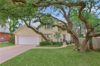 Austin Single Family Home Pending - Taking Backups: 9818 Drip Rock Ln