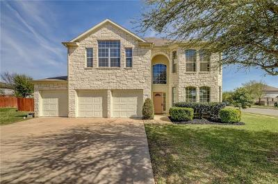 Pflugerville Single Family Home For Sale: 21101 Cherry Laurel Cir