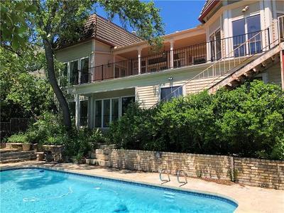 Austin Rental For Rent: 4119 Edwards Mountain Dr