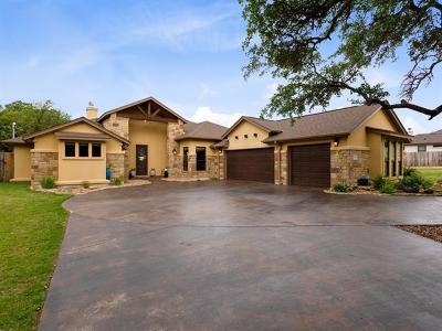 Georgetown Single Family Home Pending - Taking Backups: 104 Sumac Cv