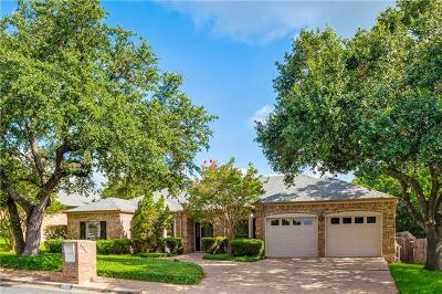 Austin Single Family Home Pending - Taking Backups: 6802 Beauford Dr