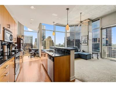 Travis County Condo/Townhouse For Sale: 360 Nueces St #1601