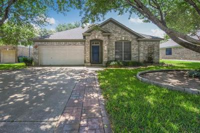 Pflugerville Single Family Home For Sale: 1306 Julies Walk