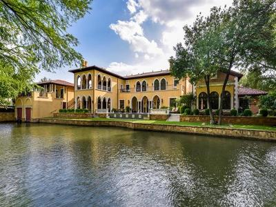 Single Family Home For Sale: 4501 Island Cv