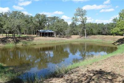 Bastrop County Farm For Sale: 995 Carter Rd