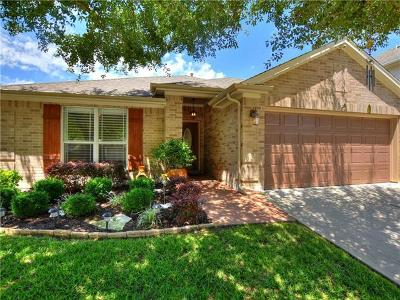 Round Rock Single Family Home Pending - Taking Backups: 723 Bent Wood Pl