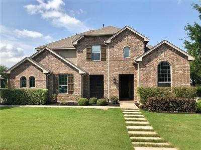 Leander Single Family Home For Sale: 2201 Quarry Loop