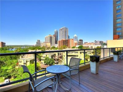 Austin Condo/Townhouse For Sale: 603 Davis St #606